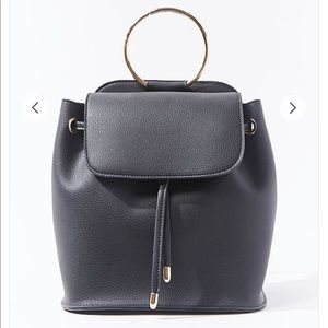 Gold O-Ring Backpack